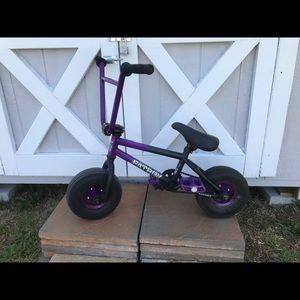 Mini bmx bike for sale